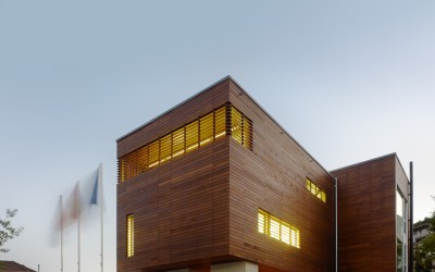 "Seleccionada obra para FITUR ""Arquitectura Contemporánea en las Rías Baixas. Espíritu creativo""."