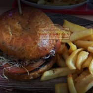 menu burger au Rod's Coffee la burgeraie 2018