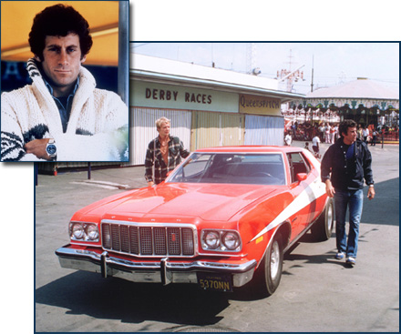 Meet Paul Michael Glaser from Starsky & Hutch