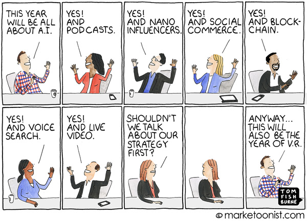 2019 January 11 Marketoonist Cartoon