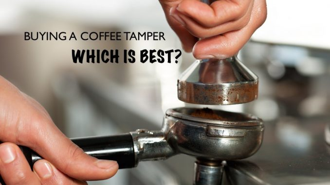 What is the Best Espresso Tamper