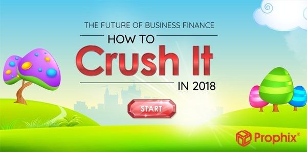 Prophix Crush It Interactive Quiz