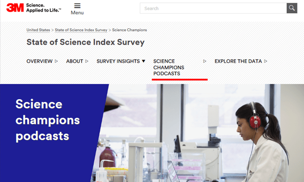 3M Science Champions Screenshot Image