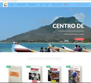 CICUNE Centro de Investigaciones Culturales de Nueva Esparta