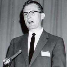 Owen Alderfer, author of the Brethren Mindset