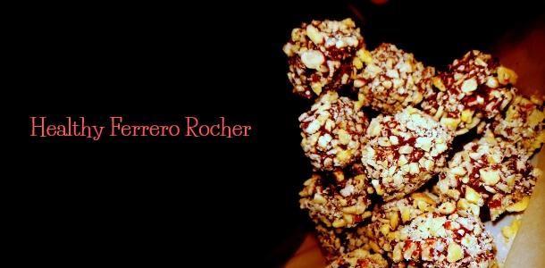 Ferrero Rocher Mock Balls