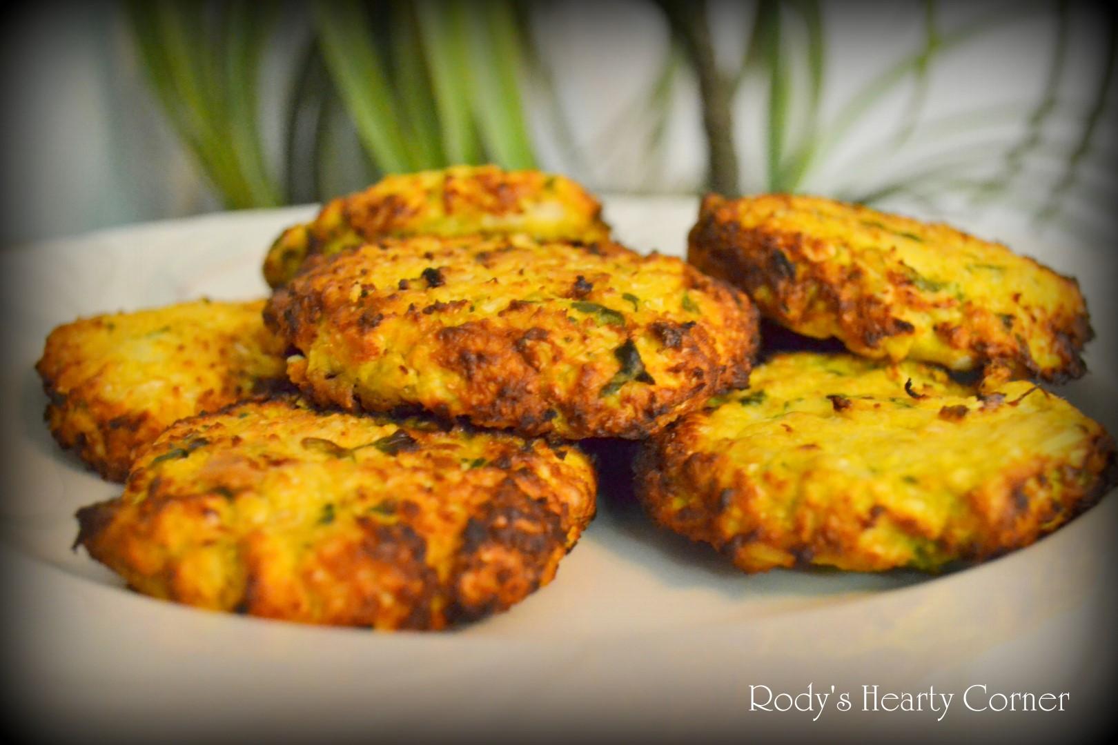 Sweet potato veggie burgers