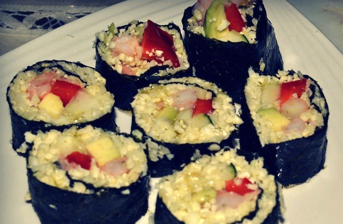 Sushi for the anti-rice