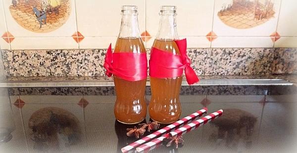Healthy Cola Drink