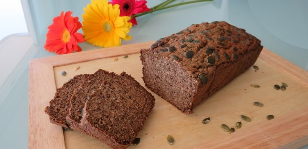 Grain Free Buckwheat Bread