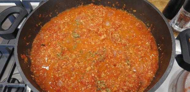 Vegan Ragu (Pasta Tomato Sauce)