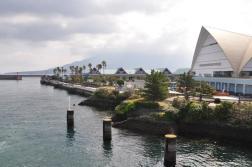 Kagoshima - akwarium przy porcie