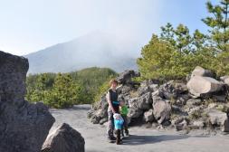 Wulkan Sakurajima