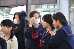 Yakushima - uczennice
