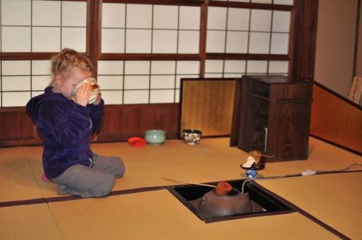 Kyoto - Ceremonia parzenia herbaty