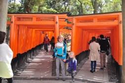 Fushimi Inari - która drogę wybrać ?