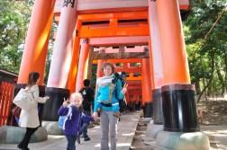 Fushimi Inari - zaczynamy