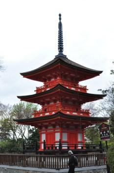 Kyoto pagoda