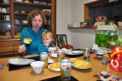 Kyoto polskie jedzenie w japońskim domu