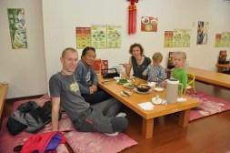 Wizyta w chińskiej knajpie w Japonii