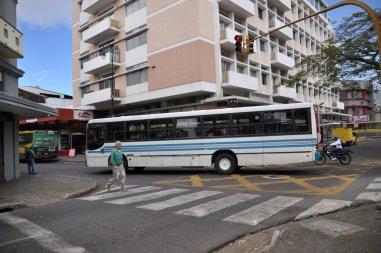 Autobusy w San Jose, Kostaryka