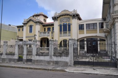 Dzielnica Barrio Amon, San Jose