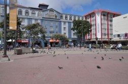 Plaza de la Cultura, San Jose
