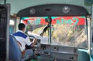 Autobusem po Monteverde