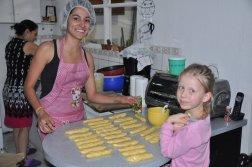 Jak pieczemy bułeczki z mieszkanką Kostaryki