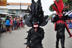 Karnawal w Bocas del Toro