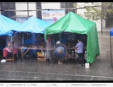 Deszcz w tropikach
