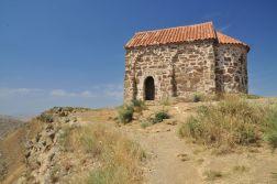 Kapliczka nad Udabno