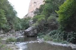 Górski Karabach wąwóz