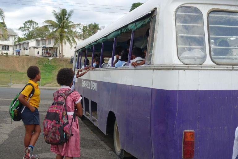 Autobusy na Fidżi