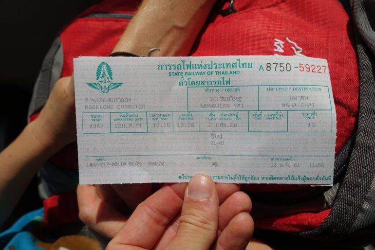 Bilet do Manachai