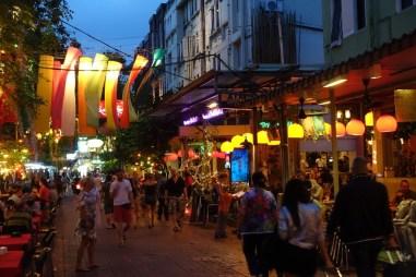 Wieczory w Bangkoku