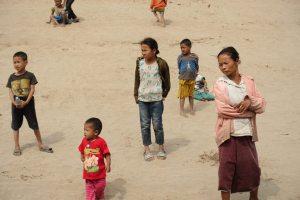 2 dni łodzią w Laosie na rzece Mekong do Luang Prabang
