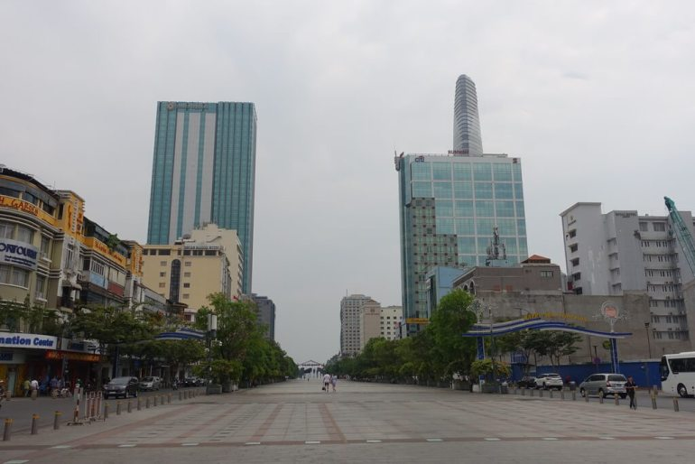 Ho Chi Minh nowocześnie