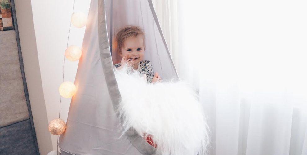 kokon w pokoju dziecka