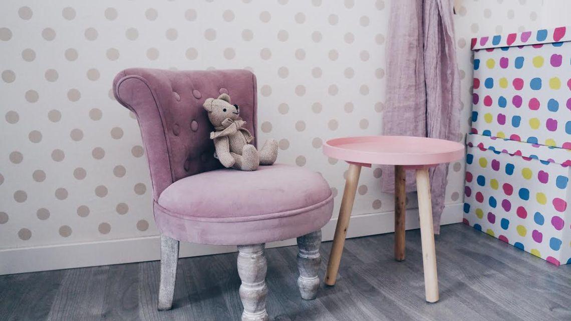 meble przystosowane do dziecka