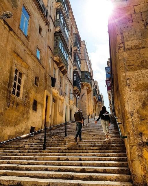 Valletta citytrip Malta