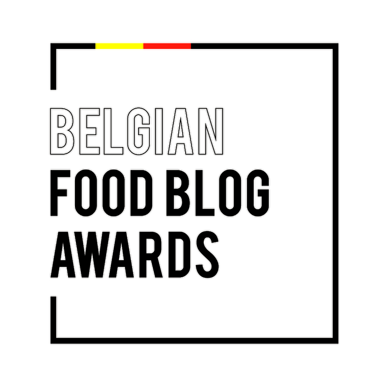 Logo Belgian Food Blog Awards