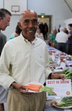Best in show Carrots 2014