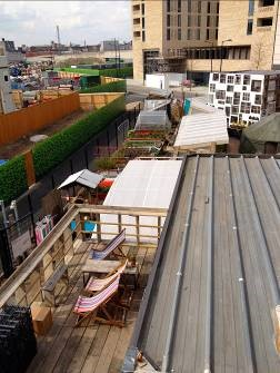 Kings Cross Skip Garden