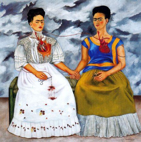 Las Dos Fridas - Frida Kahlo (1939)