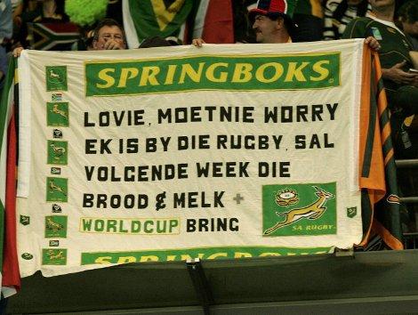 Springbok Rugby Wêreldbeker