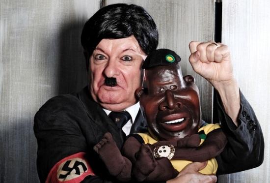 Adolf Hitler & Julius Malema