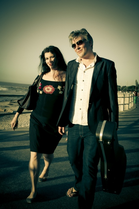 Zanne Stapelberg & James Grace