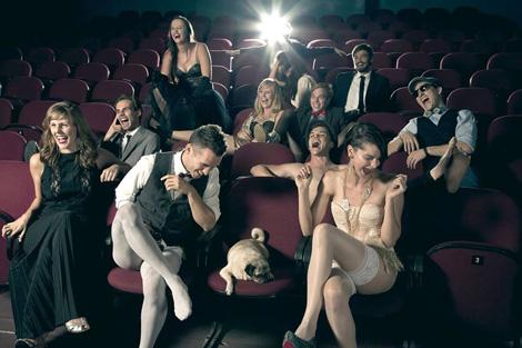 Die Polony teatergeselskap