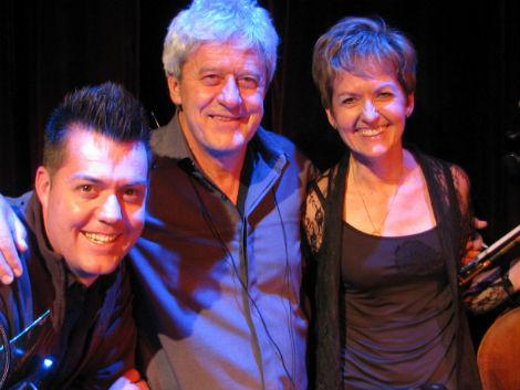 Coenraad Rall, Jannie du Toit en Susan Mouton